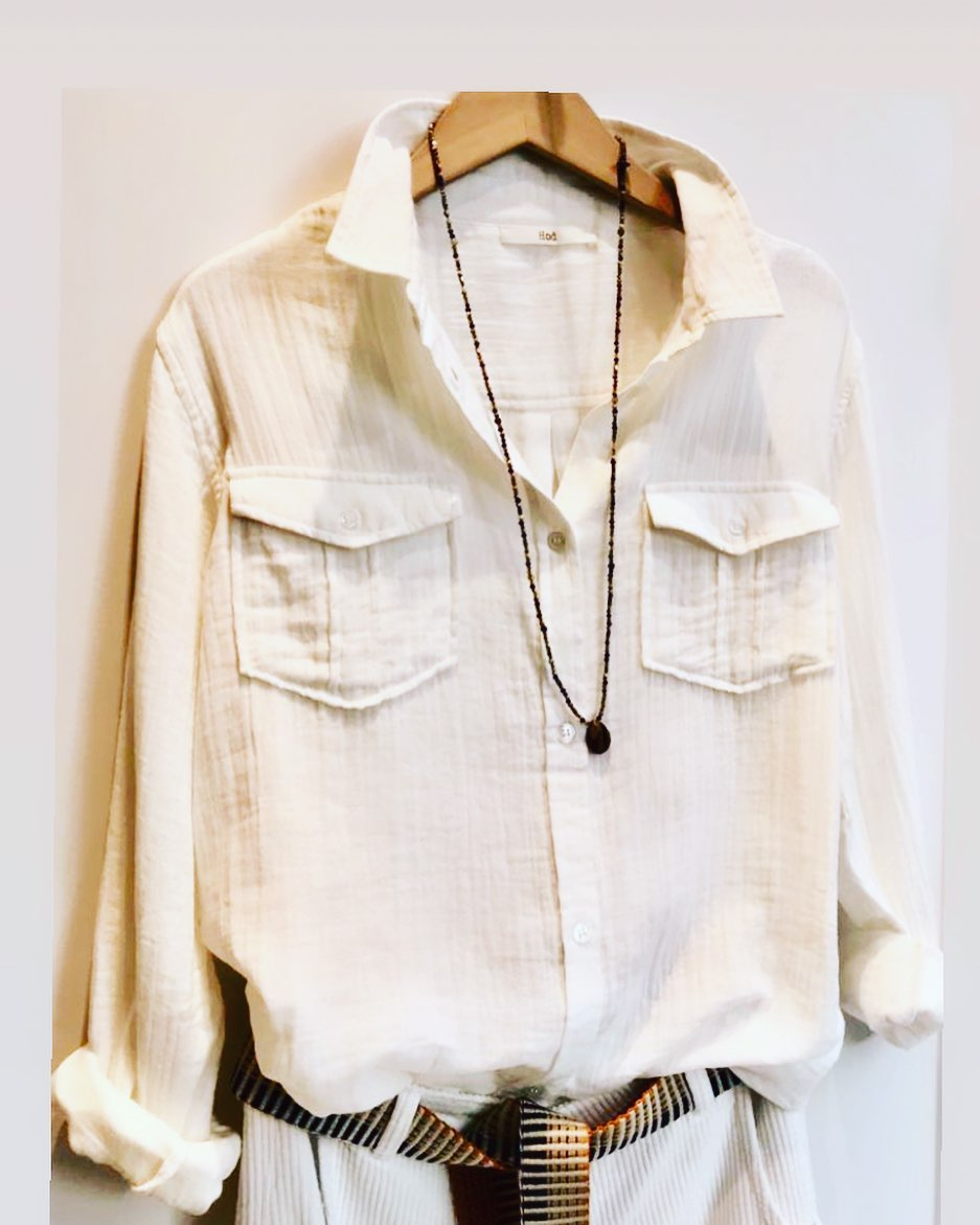 Gaze de coton, en toute saison 🤍 @hod_paris #ceinture @guanabanahandmadehttps://www.instagram.com/p/CGsptl6lSZG/