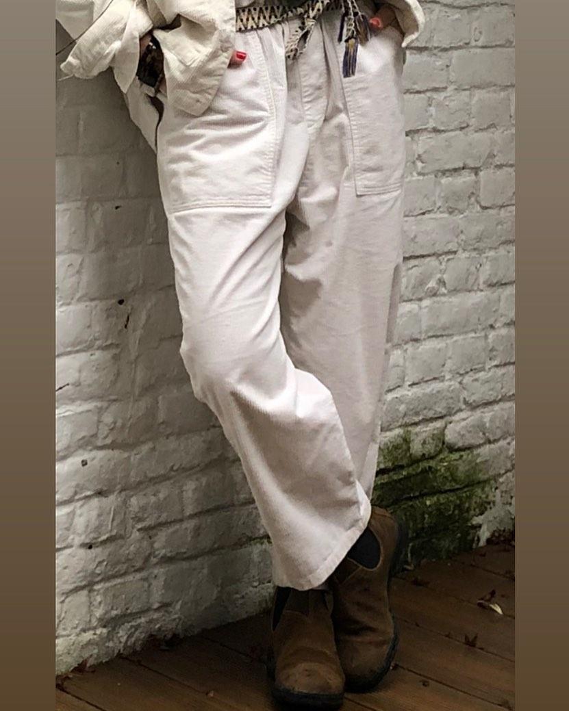 Mon pantalon préféré de la saison 🤍https://www.instagram.com/p/CJTSKHRlXkT/