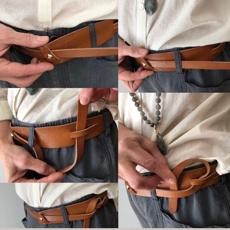 Ceinture cuir réglable 49€ en ligne www.lesheuresparis.fr #cuir #ceinture #herbertfreresoeur #nouveautéhttps://www.instagram.com/p/CM7CbO-FS_W/