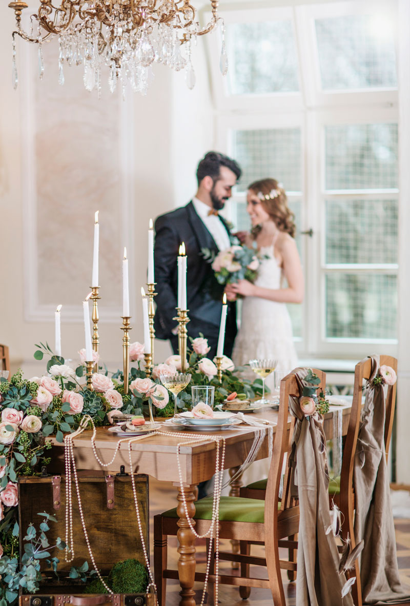 Heiraten im Bamberger Haus