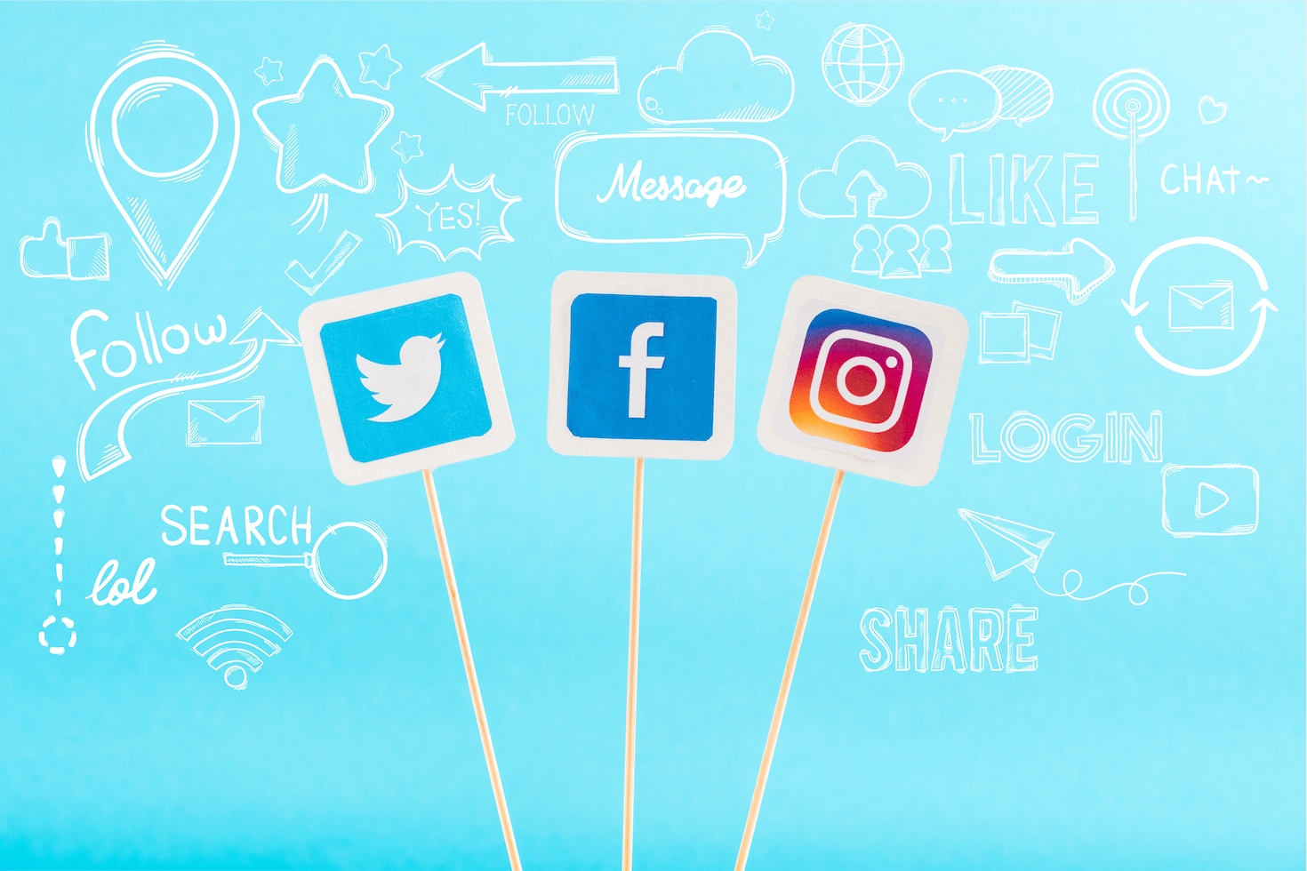 hashtags-social-media-marketing-business