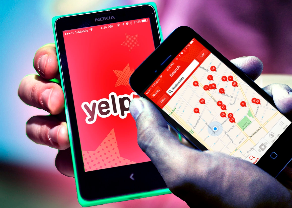 Yelp reviews are important for your business.