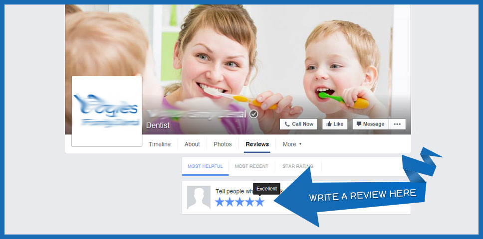 Online reviews for dentists are important for your practice