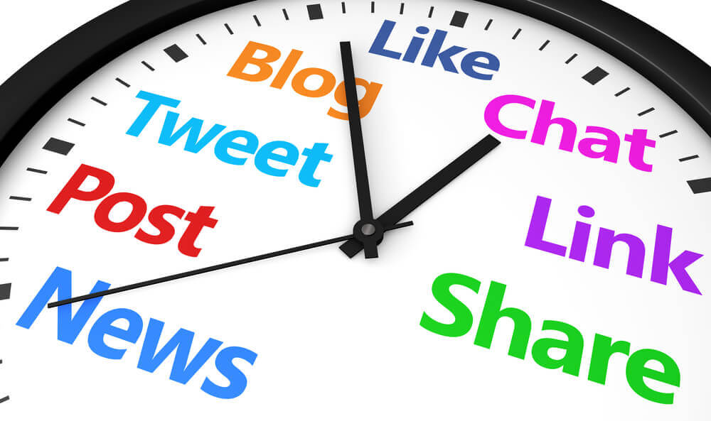 time-tweet-clock
