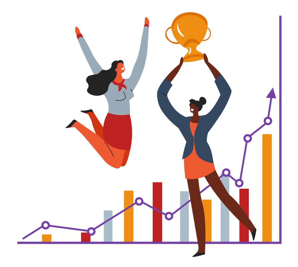 winner-two-business-woman