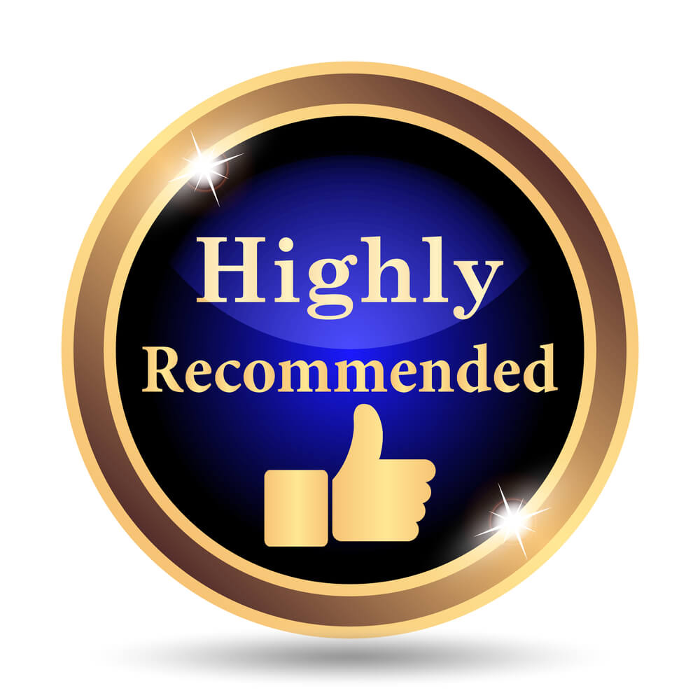 high-recommended-bagde