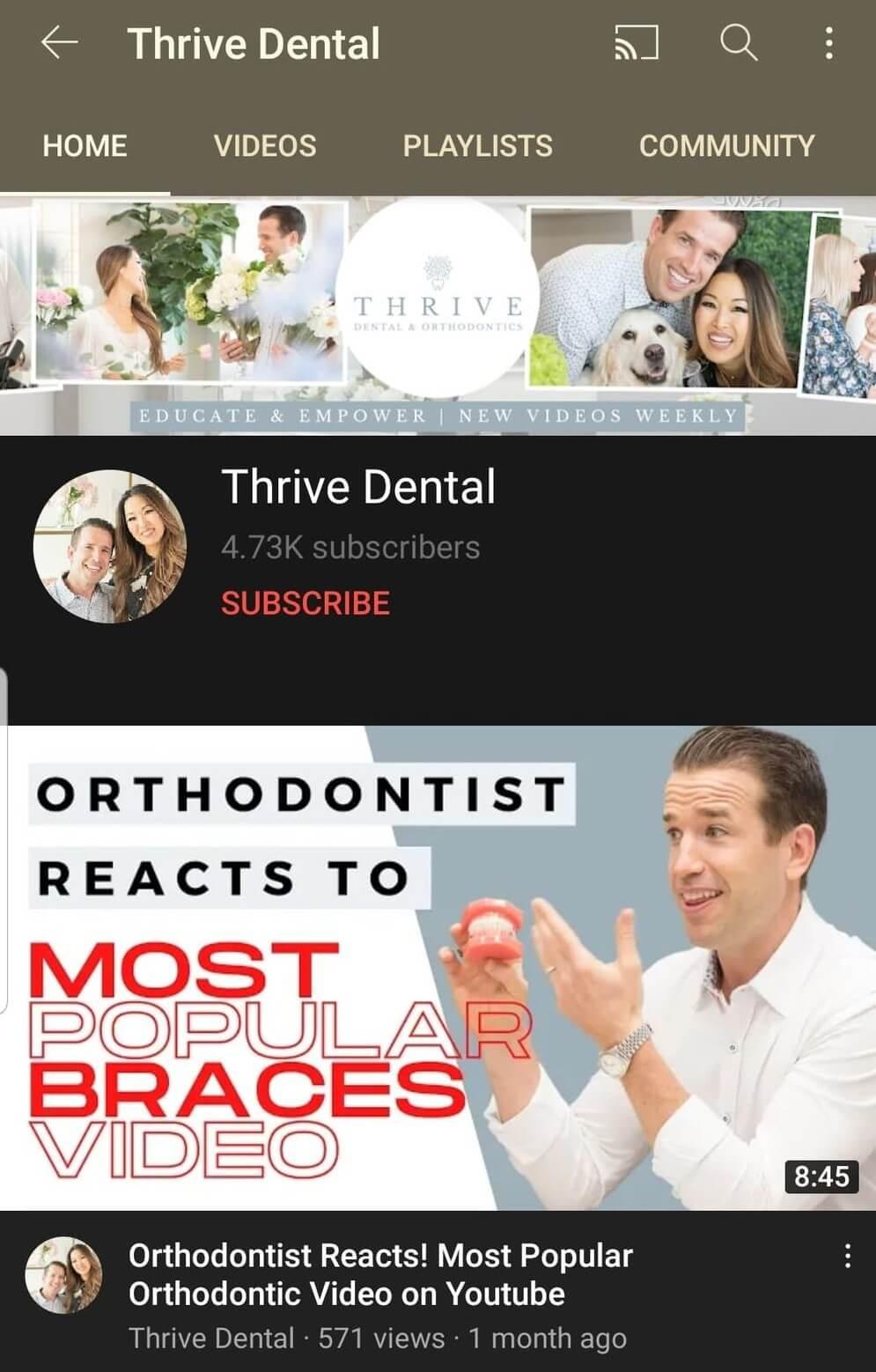thrive-dental-screenshot-youtube