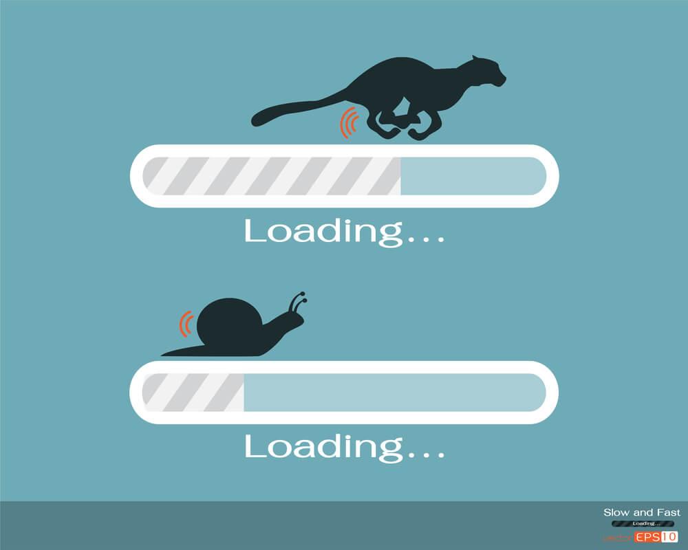 snail-cheetah-fast-slow-website-speed