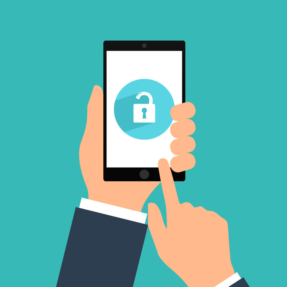 data-privacy-phone-lock