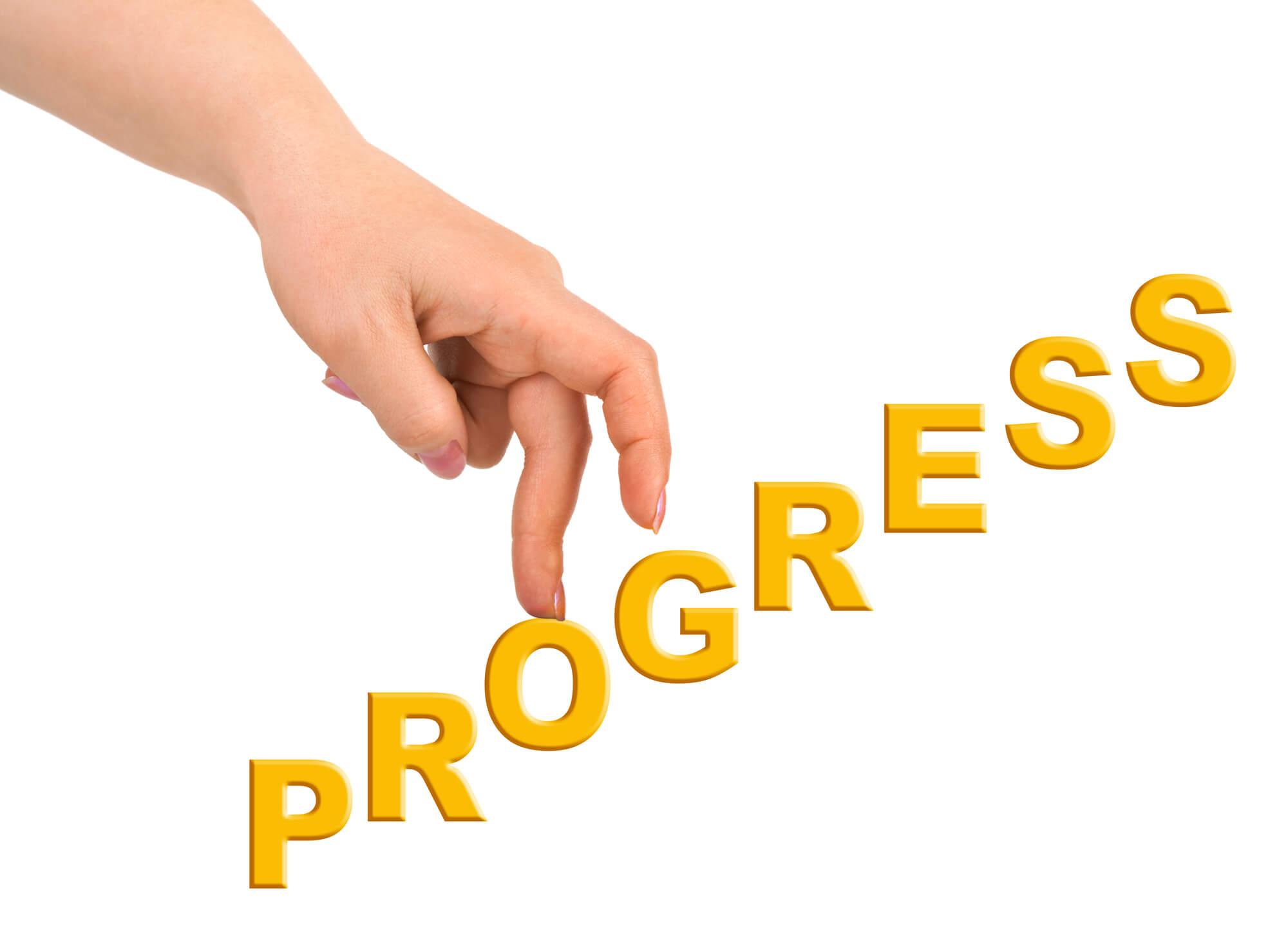 fingers-climbing-progress-ladder