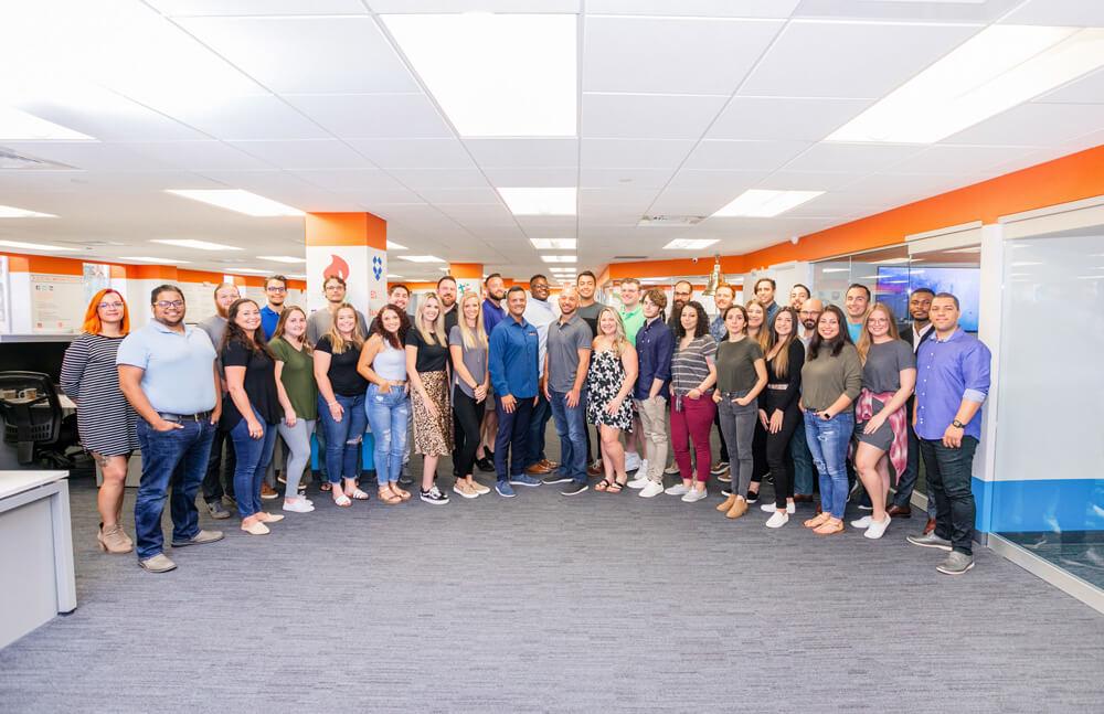 digital resource team photo 2020
