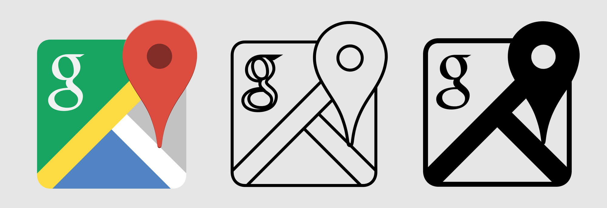 google-maps-different-icons