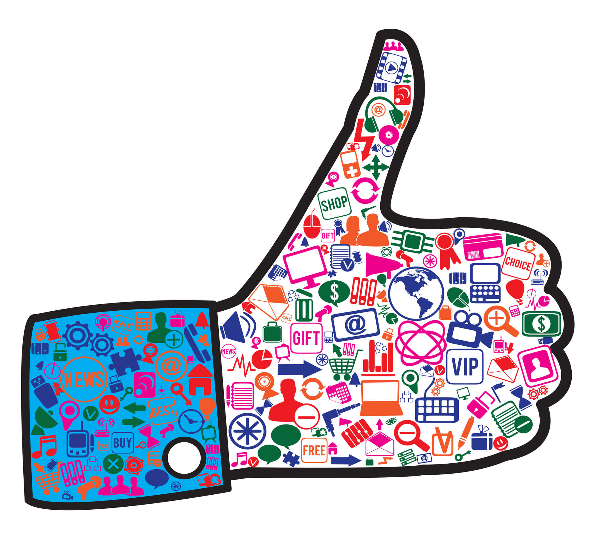 thumbs-up-with-social-media-icons-inside