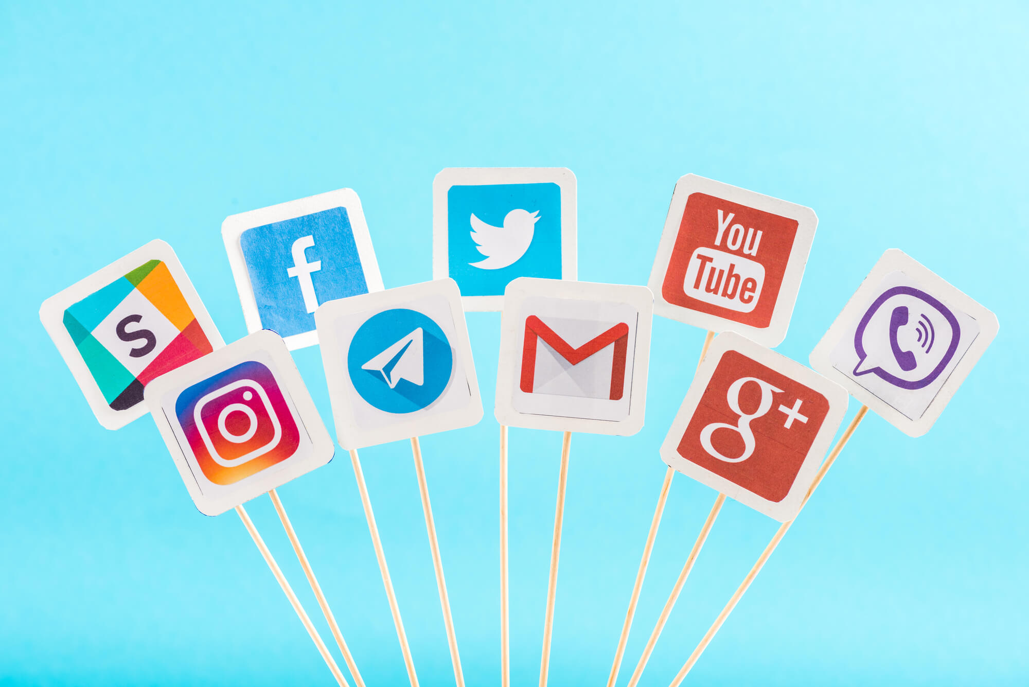 social-media-icons-isolated