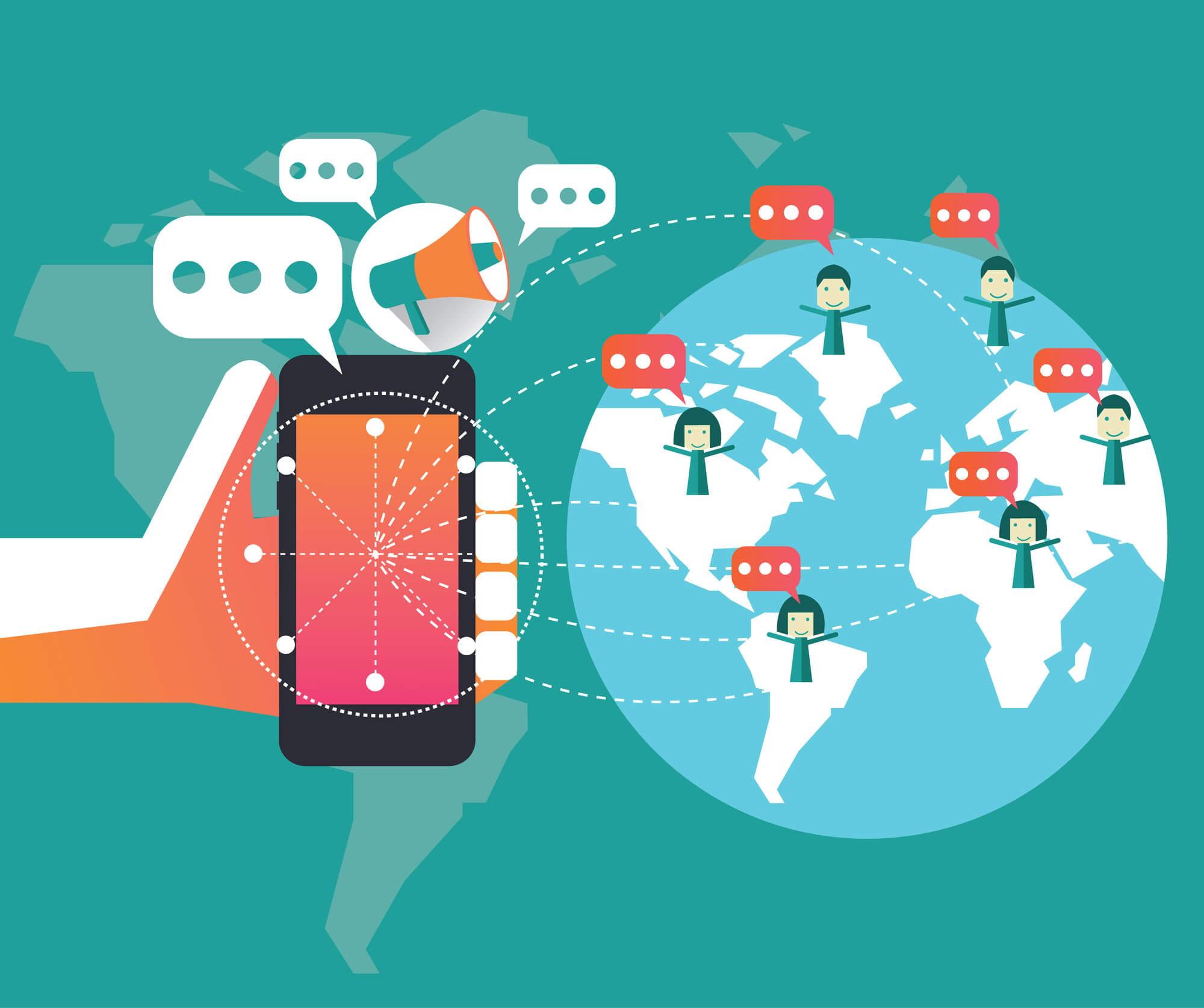 digital-marketing-social-media-concept