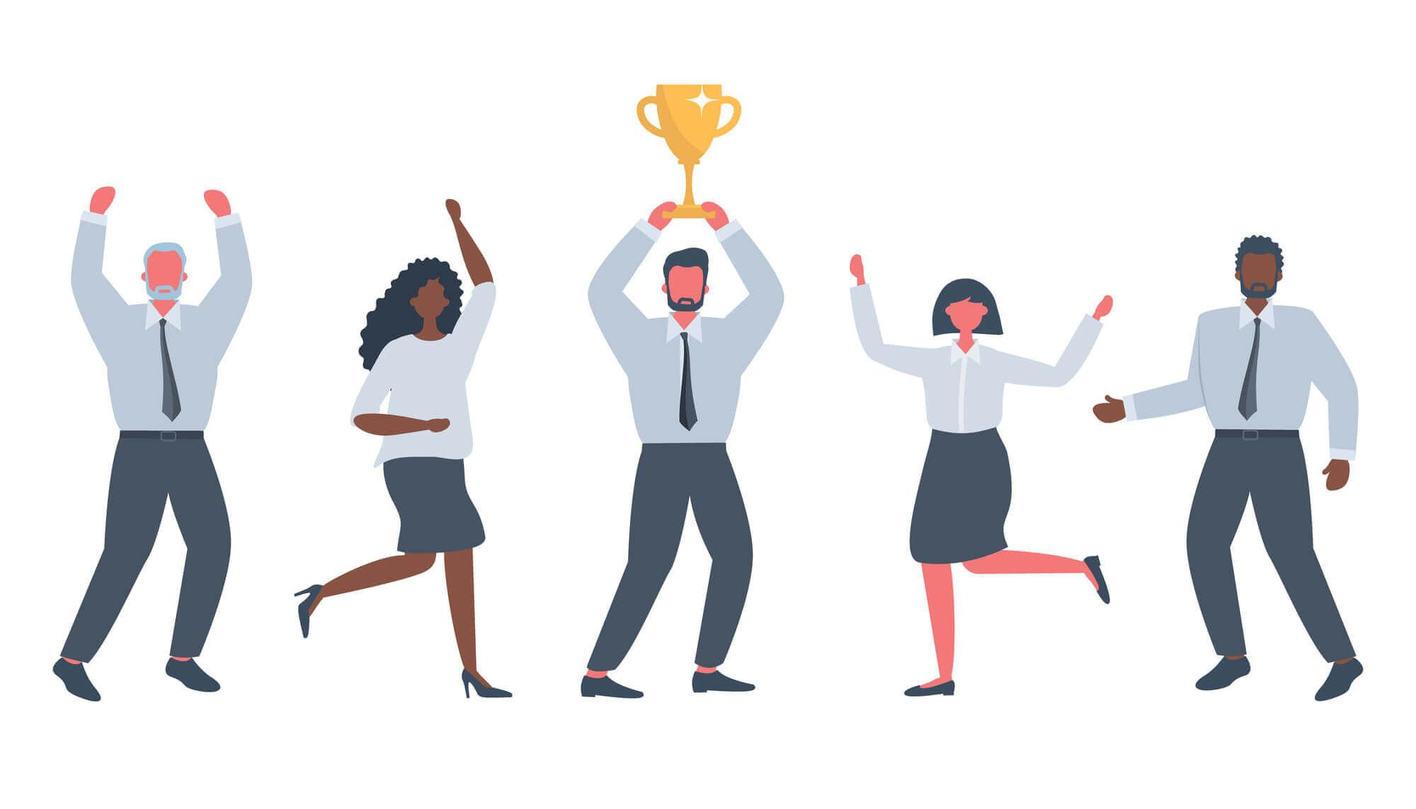 happy-employees-celebrating-success