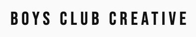 Boys Club Creative