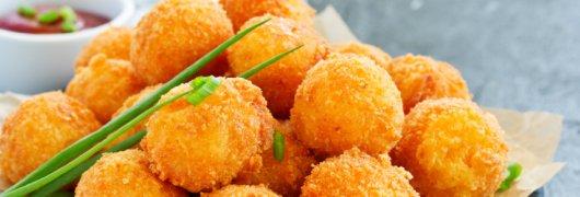 Mozzarella Meatballs