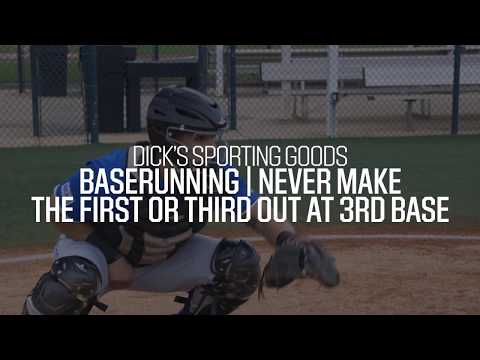 Never Make the 1st or 3rd Out at 3rd Base