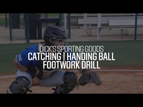 Handing Ball Footwork Drill