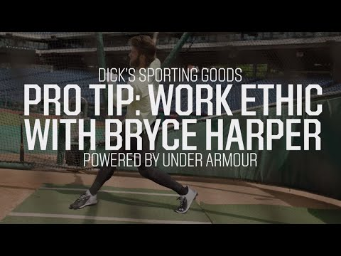 Work Ethic with Bryce Harper