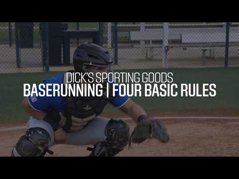 Four Baserunning Rules