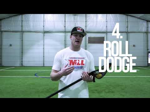 Lacrosse Dodges feat Martin Bowes