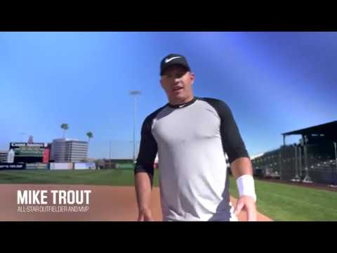 Base Stealing Tips from Mike Trout