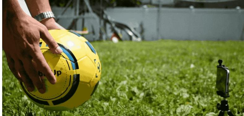 DribbleUp Soccer Ball