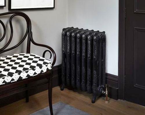 Antique style radiator panels
