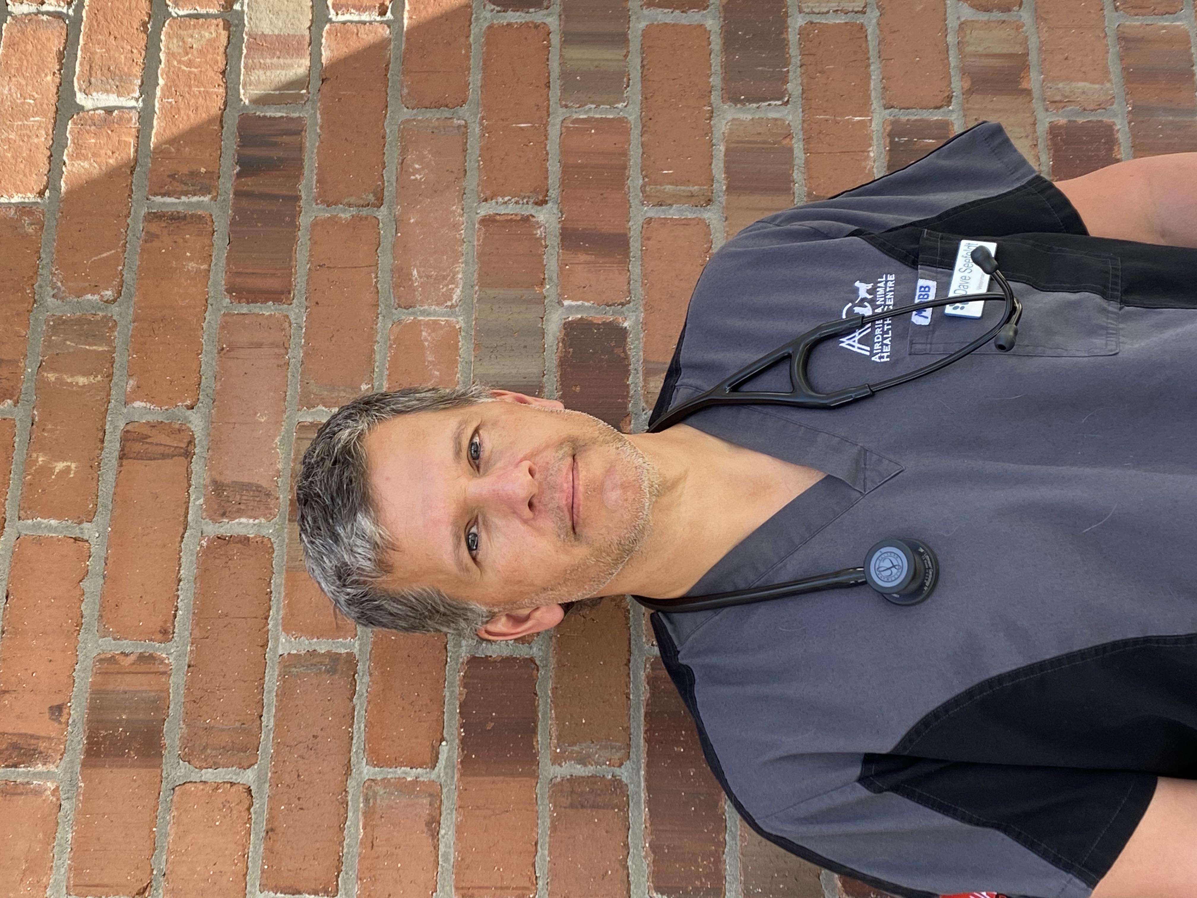 Dr. David Seefeldt - Veterinarian