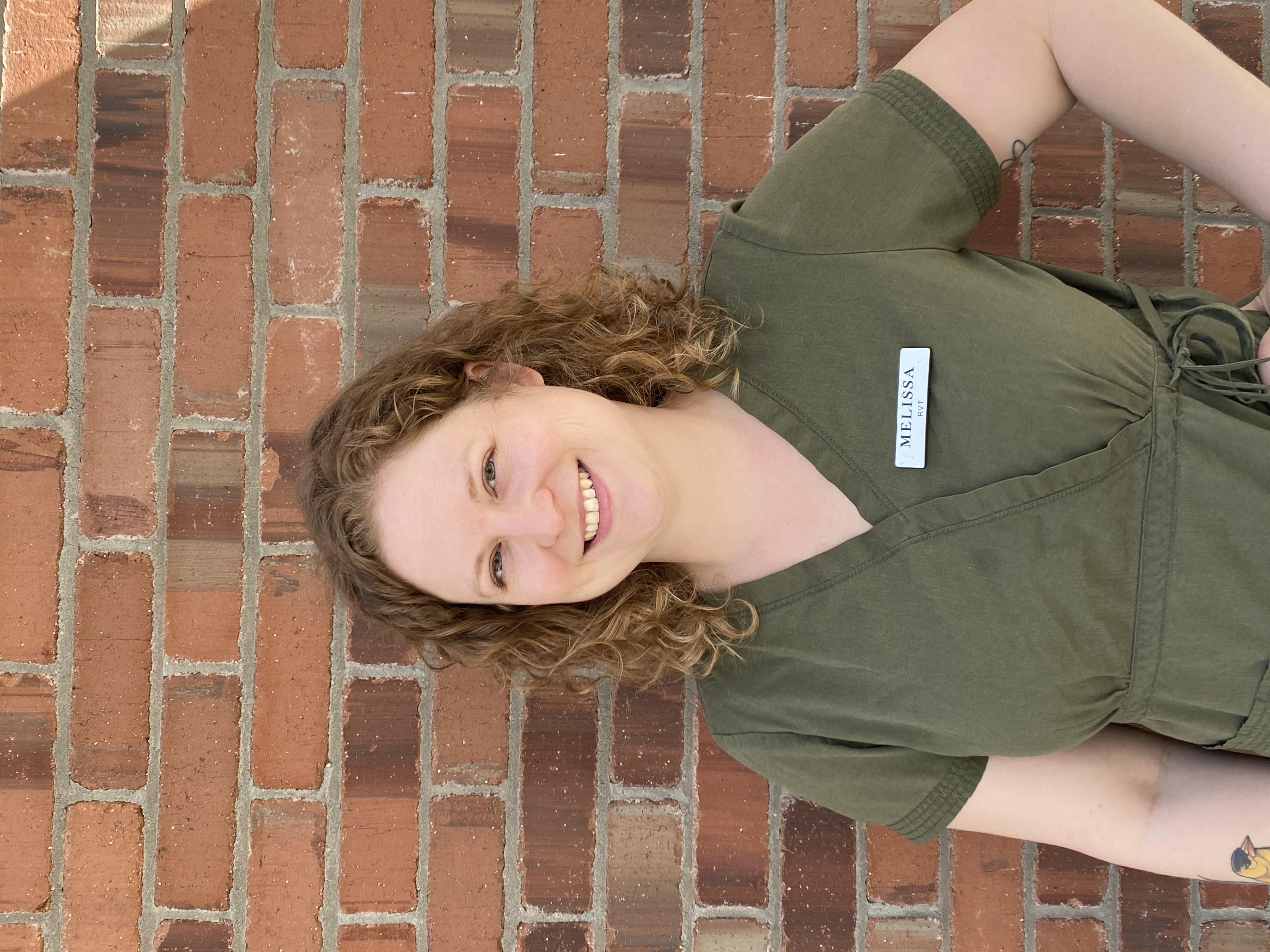 Melissa - Registered Veterinary Technician