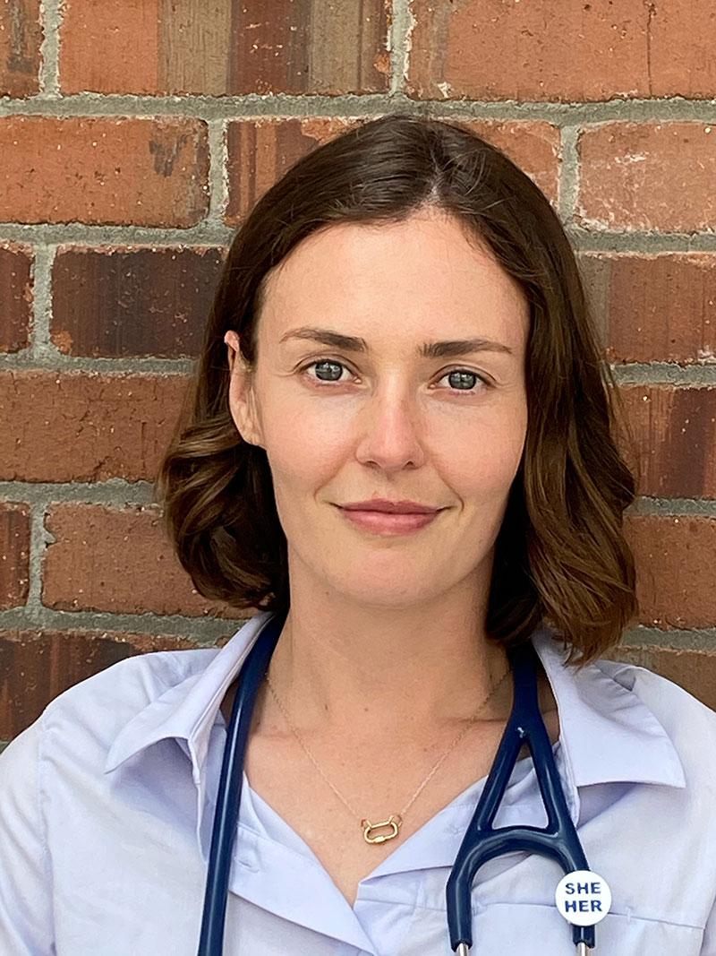 Dr. Tasmin Dunkin - Veterinarian