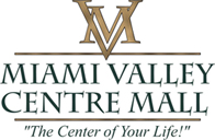 Miami Valley Centre Mall logo with link to mall homepage