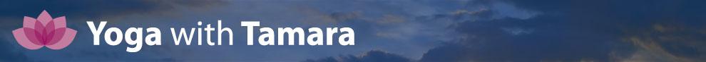 Yoga with Tamara logo