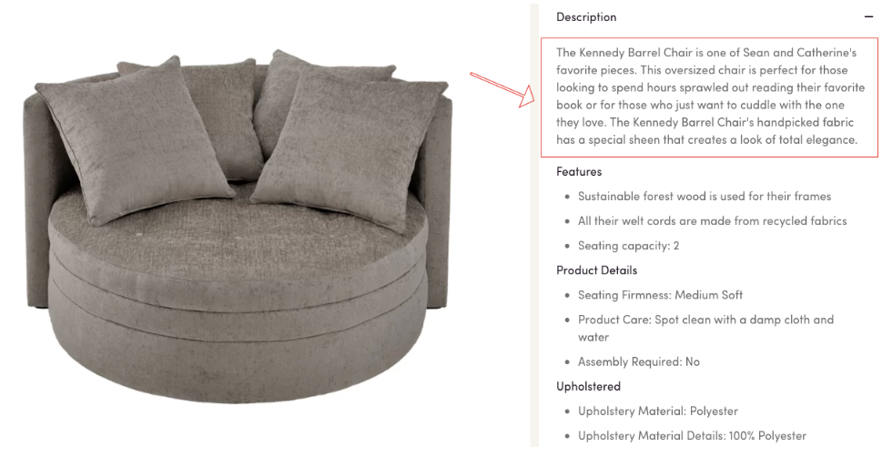 Voorbeeld creatief schrijven Product Research bol.com