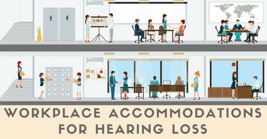 Workplace Accommodations for Hearing Loss