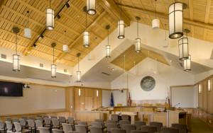 City Council Chambers Cerritos hearing loop