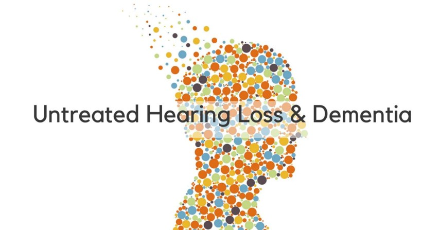Treating your hearing loss early may help reduce your risk of dementia.