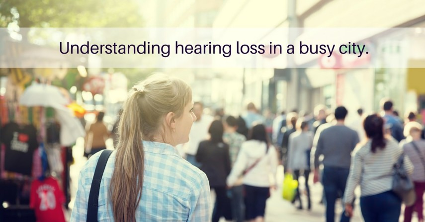 Disconnections: Hearing Loss in the City