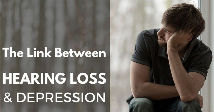 The link between hearing loss and depression