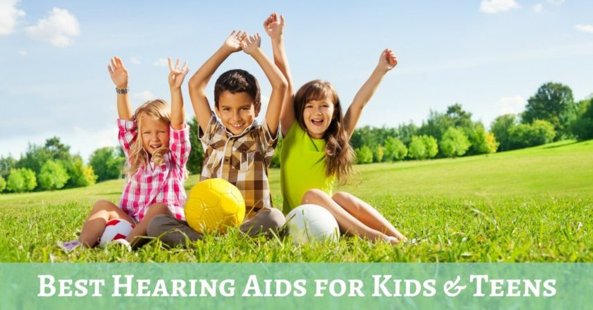 Best Hearing Aids for Kids and Teens