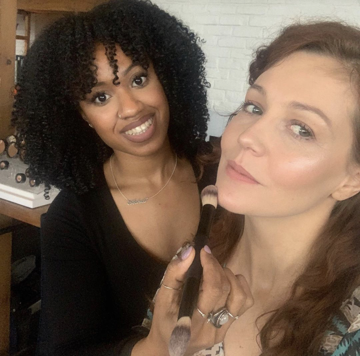 Asha Palms for Glo Skin Beauty