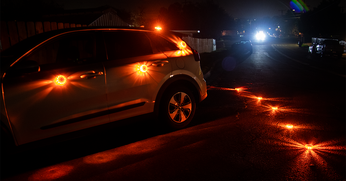 Roadside Safety Discs: Why LED Roadside Safety Flares Are Better