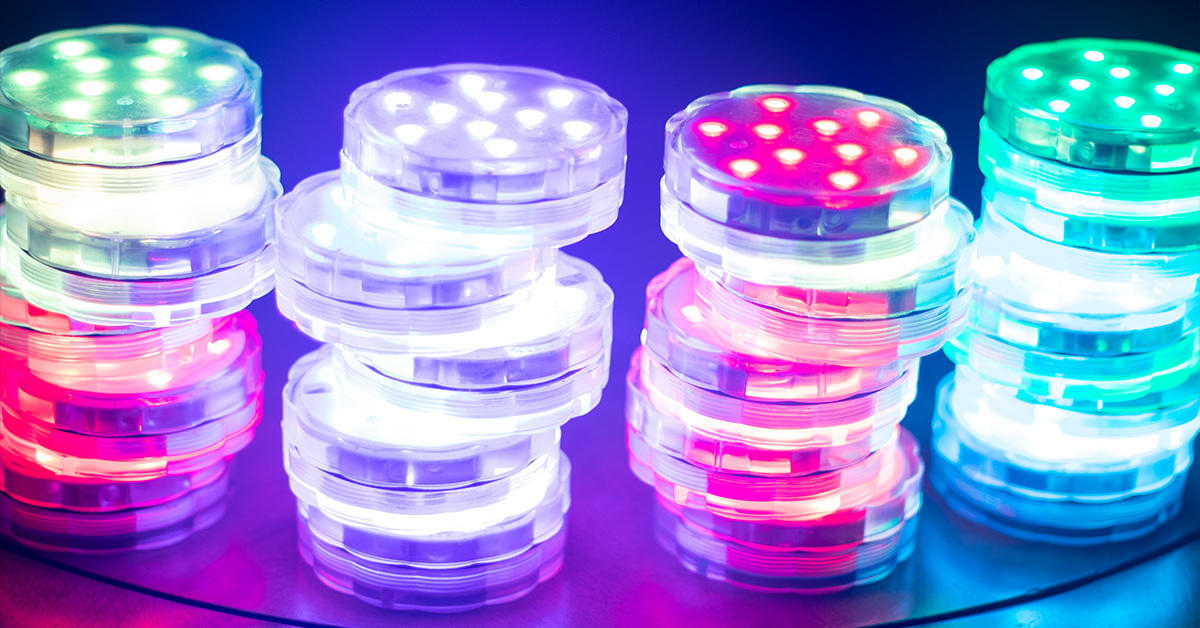 LED Color Changing Lights: What Are They and How Do They Work