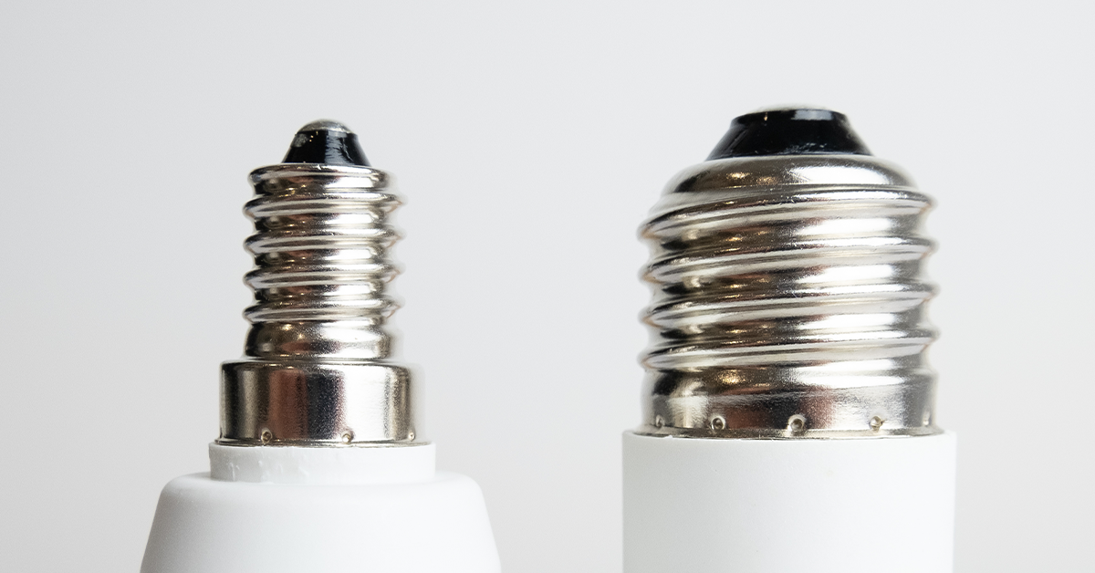 How Do I Know What Base My Light Bulb Is? Measuring Tips