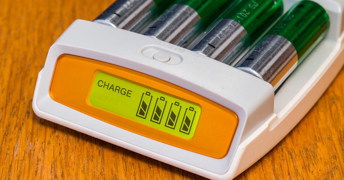 3 Best Rechargeable Batteries for Solar Lighting