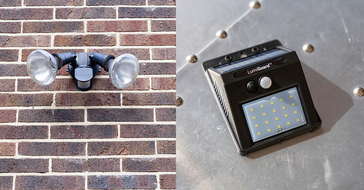 6 Best Motion Sensor Lights