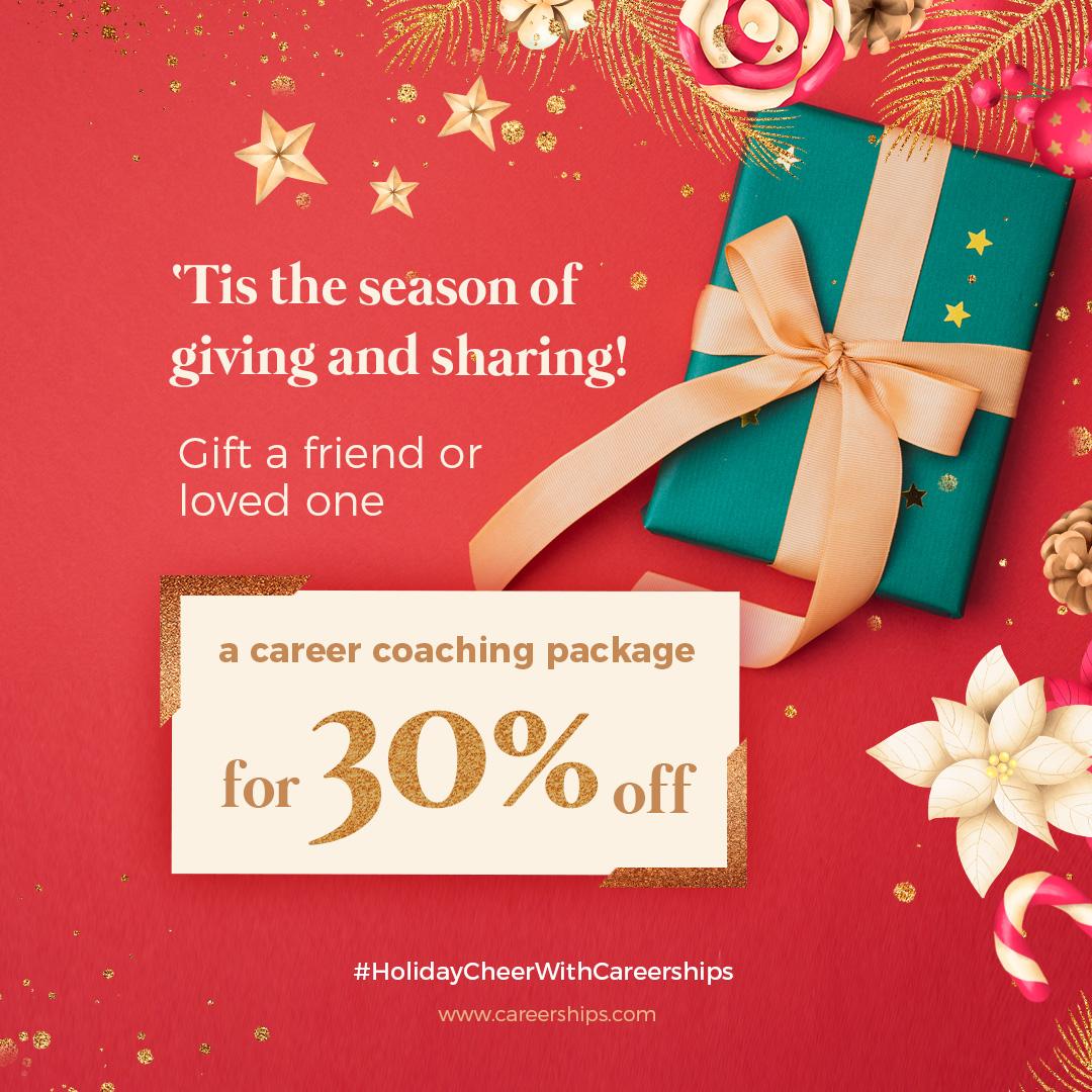 Careerships Season of Giving and Sharing