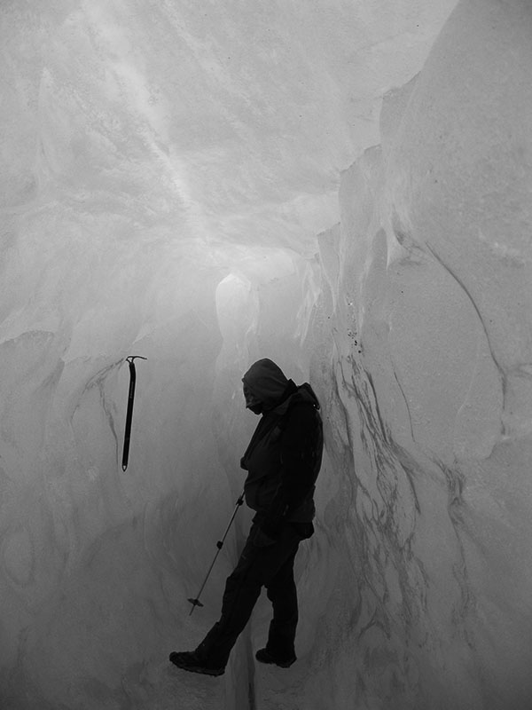 patagonia ice cave